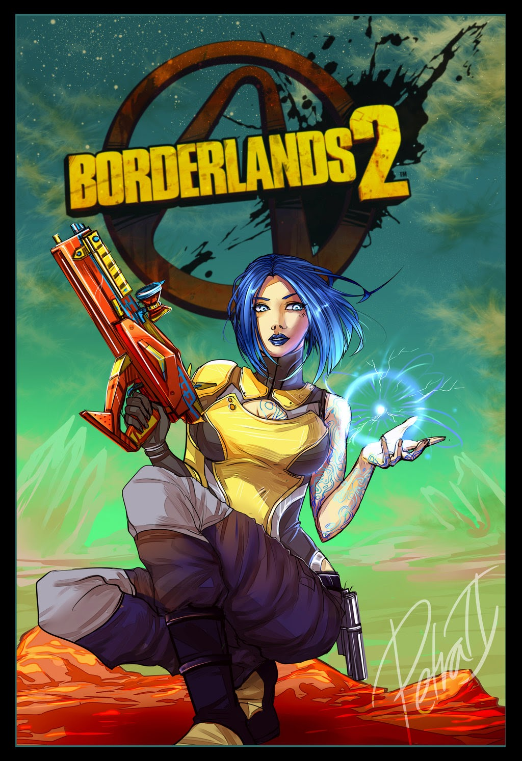 borderlands_2__maya_by_petradragoon_ii-d6v27gw