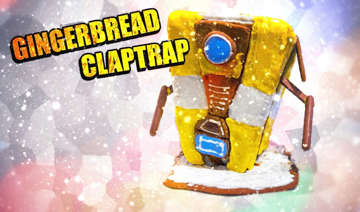 gingerbread_claptrap_by_profail-d9ks0w9