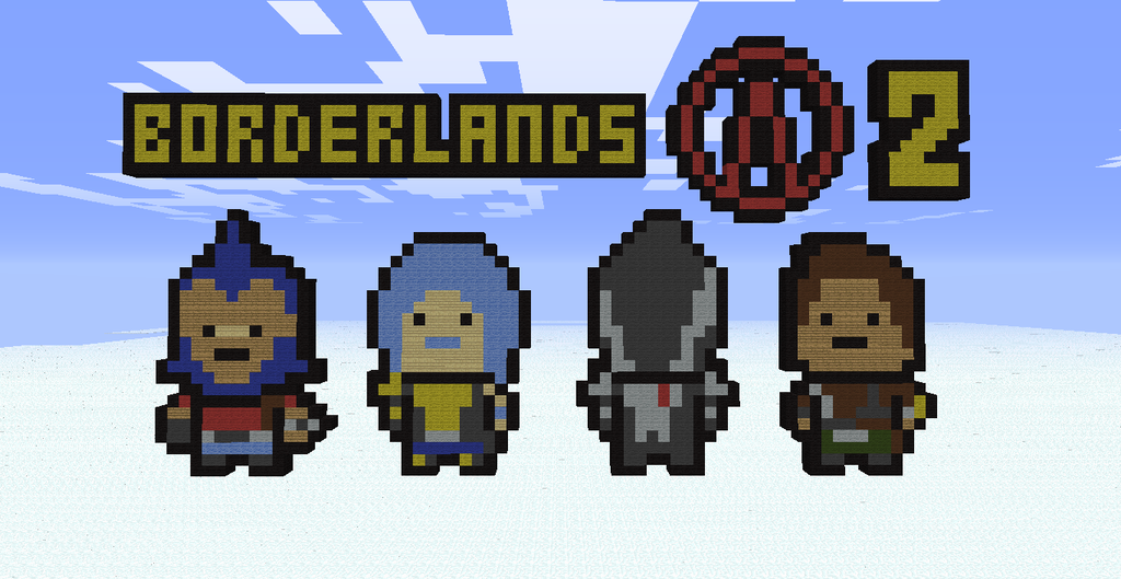 minecraft___borderlands_2_by_sean_460-d5k1nic