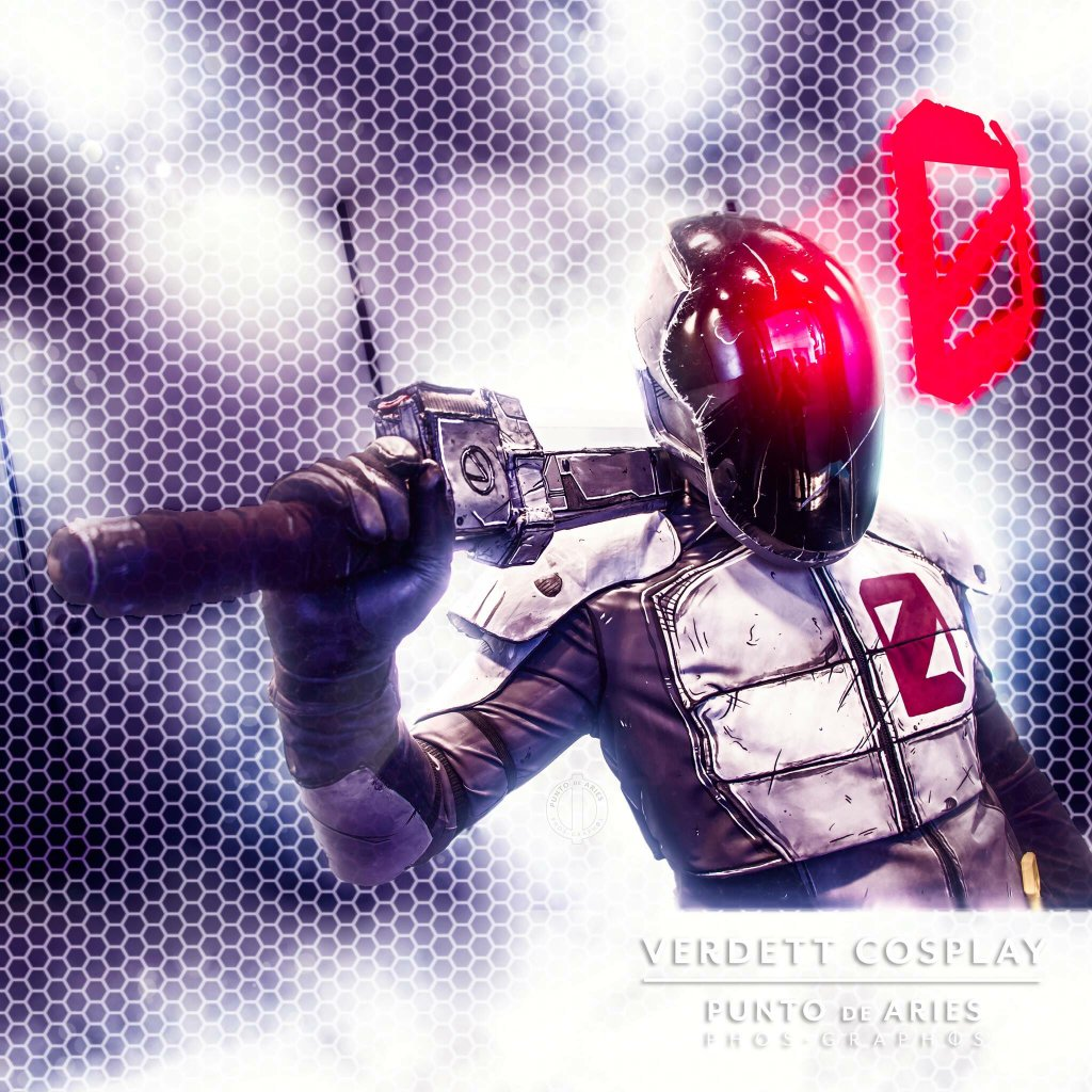 amazing Zer0 - Verdett Cosplay-Punto de Aries photo and graphics - Twitter