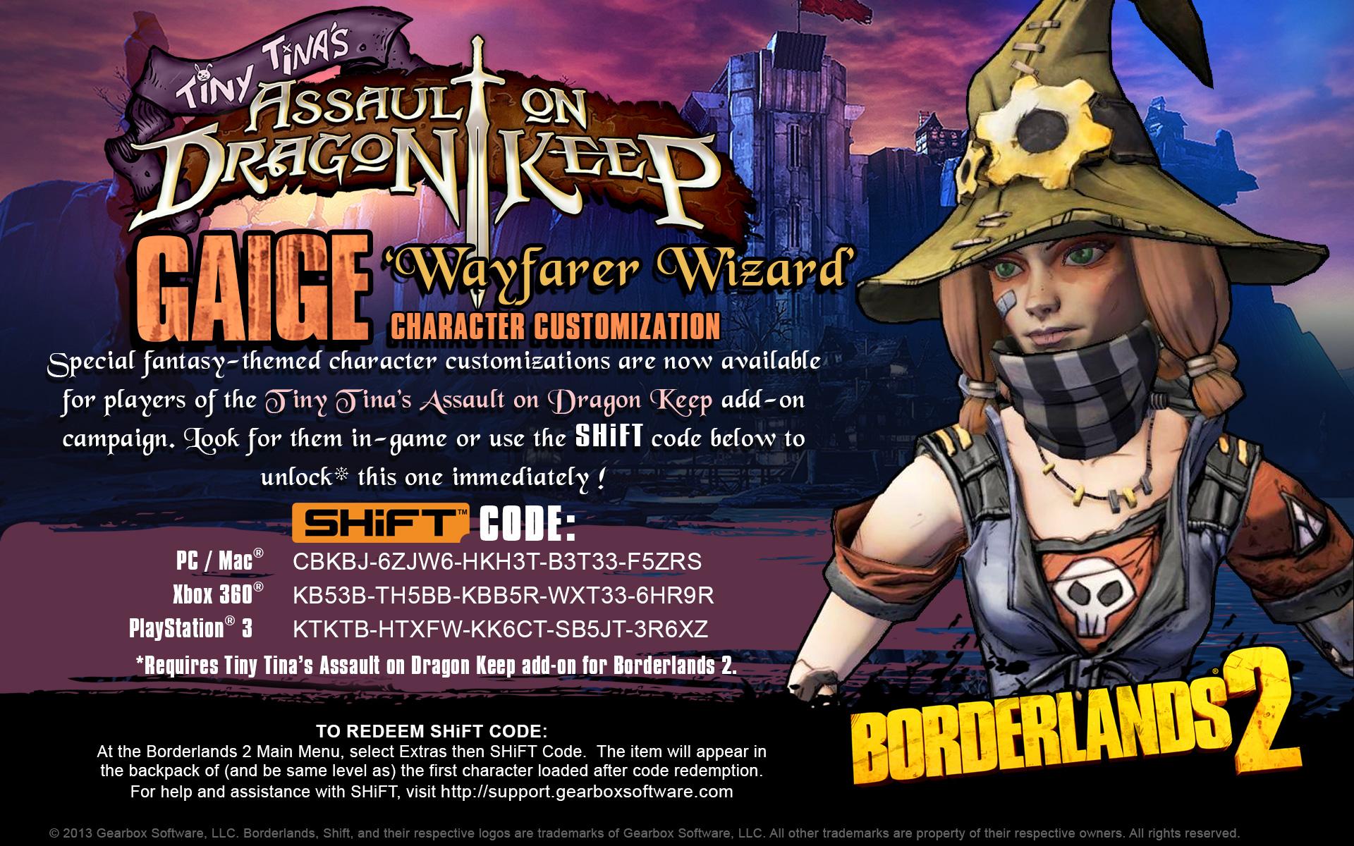 Borderlands 2 Ps4 Save Wizard