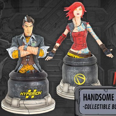 Handsome Jack and Lilith Busts Now $49.99