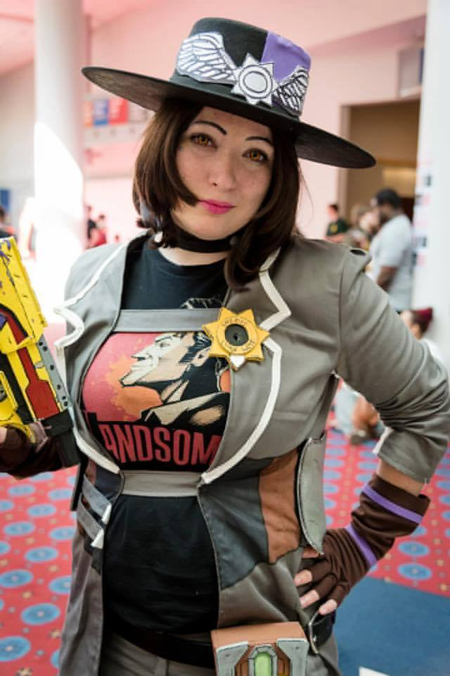 Emily Ogren Anarchy Forever Cosplay Gearbox Software