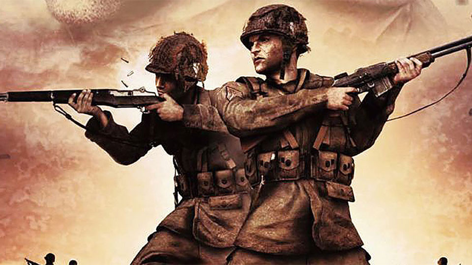 Brothers In Arms D Day Gearbox Software