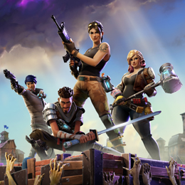 Gearbox Publishing Teams with Epic Games to Bring Fortnite's Storm to Stores