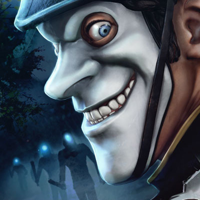 Gearbox Publishing and Compulsion Games Partner to Publish We Happy Few in April, 2018