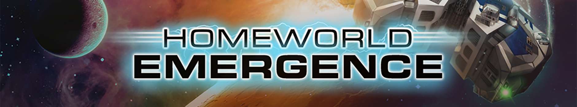 Homeworld Emergence Arrives Today Exclusively on GOG.com