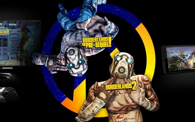 Borderlands 2 Now Available on Nvidia Shield!