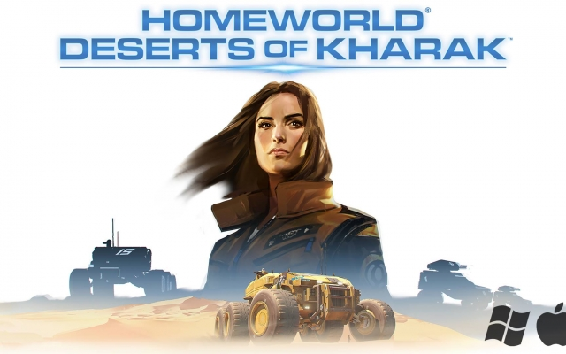 Homeworld: Deserts of Kharak Now Available For Mac!