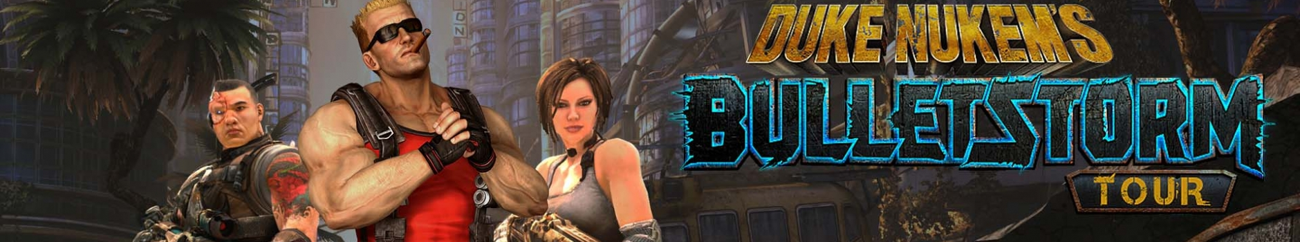 The How, Why, and Where of Duke Nukem in Bulletstorm: Full Clip Edition