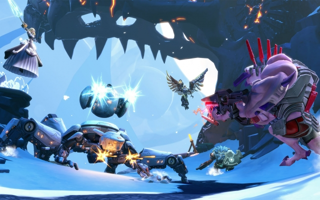 A New Update Comes To Battleborn