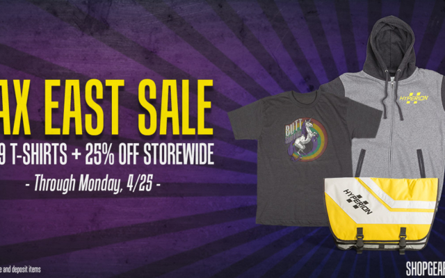 PAX East Sale Ends Today!