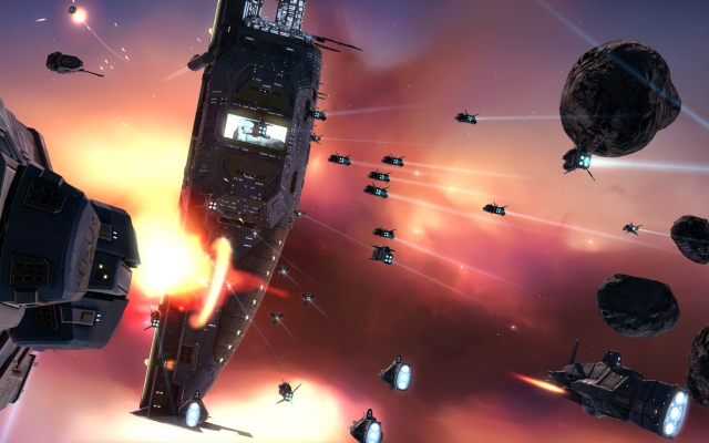 Homeworld Remastered Collection Updated and On GOG.com!