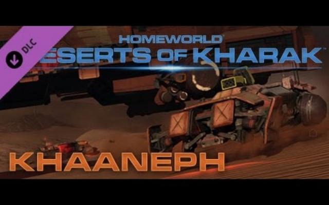 Homeworld: Deserts of Kharak Khaaneph Fleet Pack DLC Out Now!