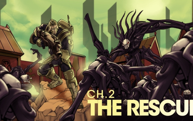 Battleborn Motion Comic: Chapter Two, The Rescue